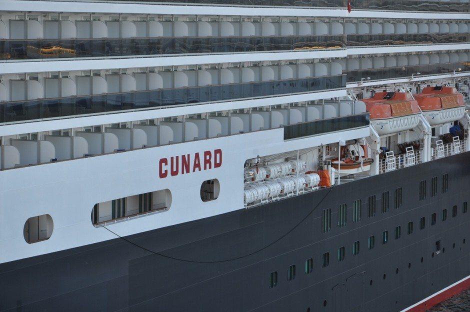 Queen Mary 2 Remastering