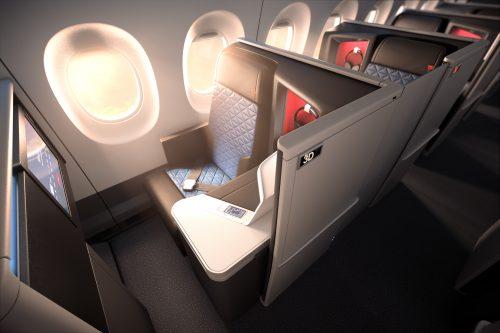 Delta Flight Experience