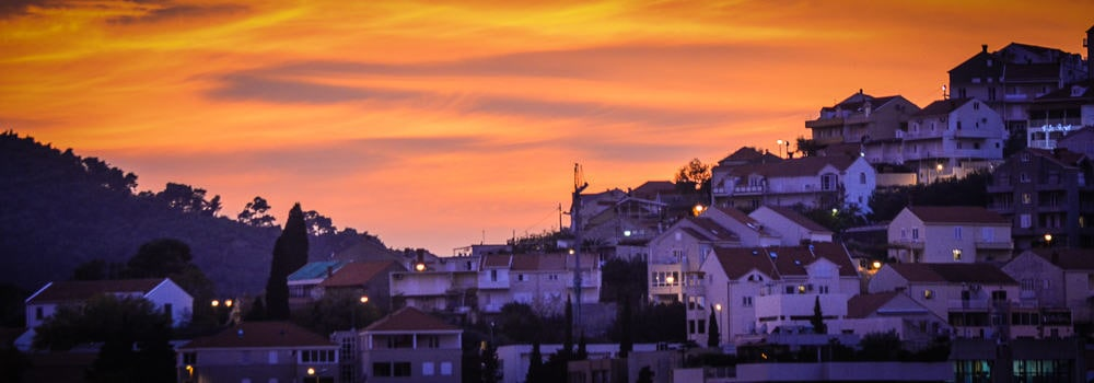 Dubrovnik Sunset - 115