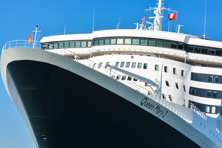 Cunard Line upgrade offer