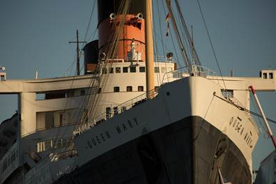 Queen Mary Smithsonian Special