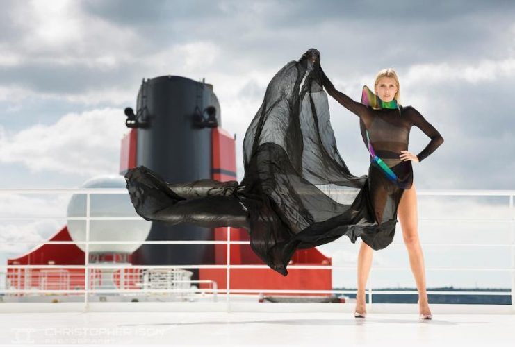 Cunard Transatlantic Fashion Week