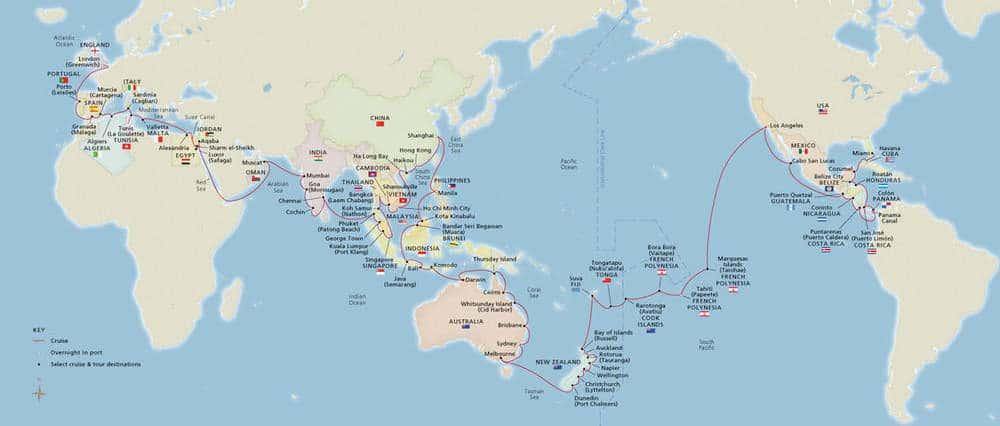 Viking World Cruise