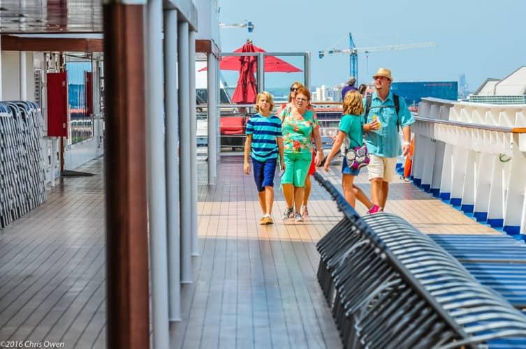 PortMiami Cruise Line