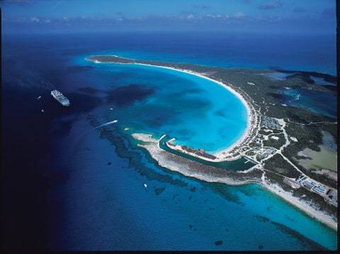 Half Moon Cay Upgrade