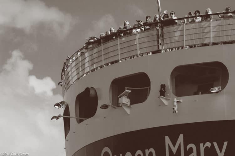 Cunard video