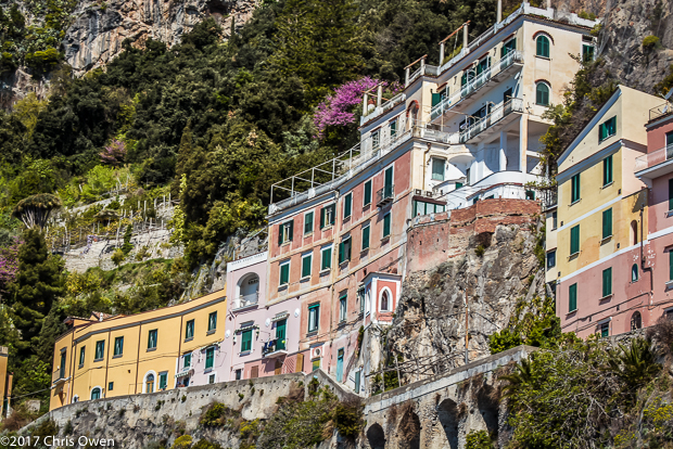 Preserving Memories of a day in Amalfi, Italy