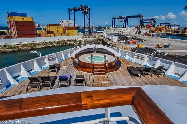 Windstar Embarkation