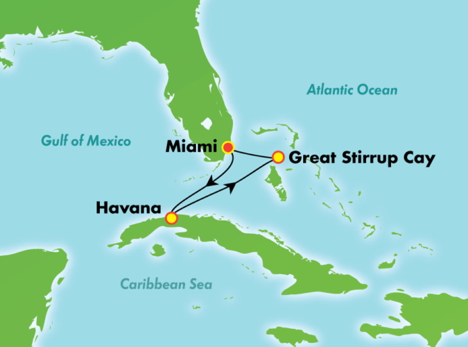 Cuba Cruise Options