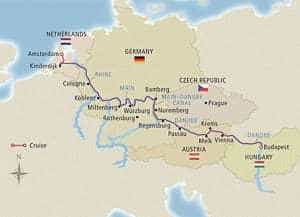 Up Next: Viking River Cruises Grand European Tour