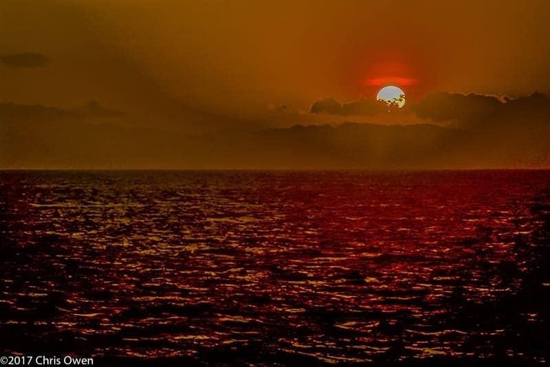 The South China Sea – 001