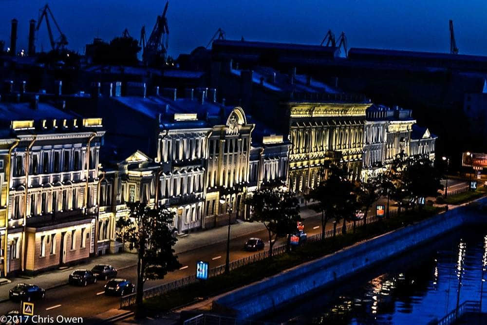 At Night St Petersburg – 20