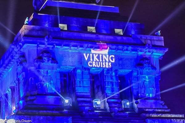 Viking Longships Christening