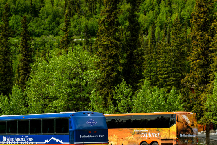 New Alaska Travel Options